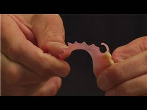 Dentures & False Teeth : Flexible Partial Dentures