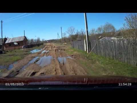 Mazda CX5, тест бездорожьем