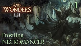 Age of Wonders 3 | Frostling Necromancer - #1