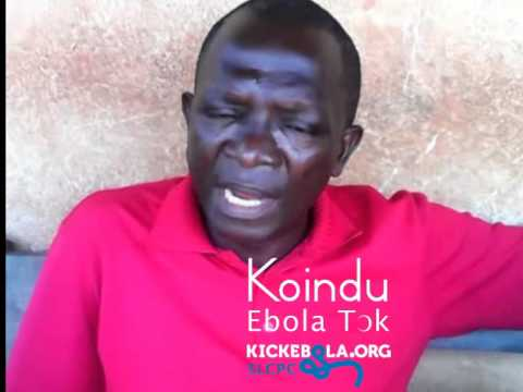 Ebola Survivors in Sierra Leone tell their story: Koindu survivor #Ebola