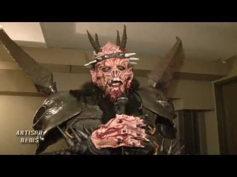 HEROIN THE CAUSE OF DEATH FOR GWAR FRONTMAN DAVID...