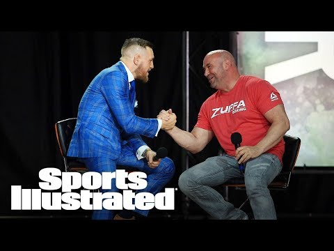 Is Dana White Making A Mistake By Supporting Conor McGregor? | SI NOW | Sports Illustrated