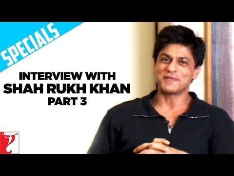 Interview With Shah Rukh Khan - Part 3 - Rab Ne Bana Di Jodi