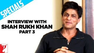 Shahrukh Khan Interview (Part 3) - Rab Ne Bana Di Jodi