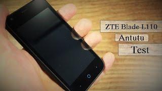ZTE Blade L110 Antutu Benchmark Test (Ver. 6.2.1)
