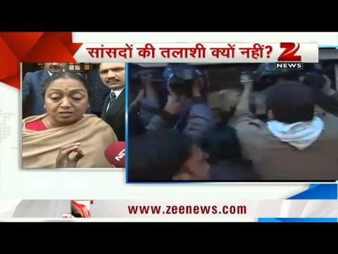 Parliament incident shameful: Meira Kumar