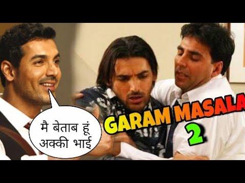 Garam Masala 2 | Akshay kumar | John abraham | John Reaction on Garam masala 2 With akshay kumar thumbnail