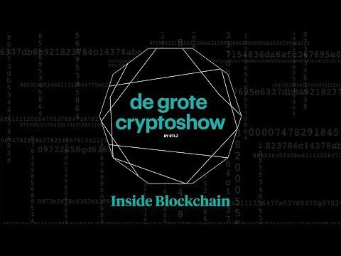 De Grote Cryptoshow; Inside Blockchain