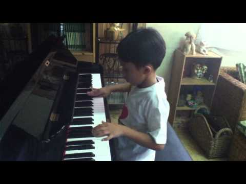river flows in you played by 8yr old Earl