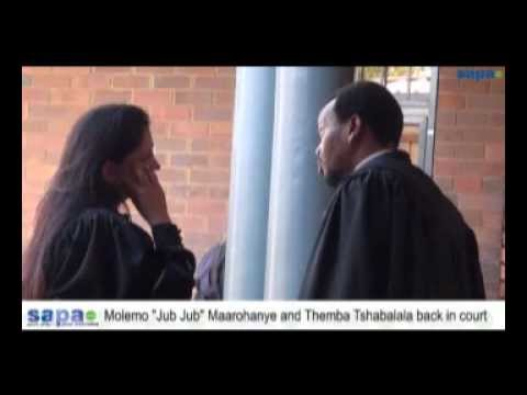 Evidence Questioned In Jub Jub Case video