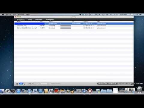 Los Mejores programas para descargar vídeos de youtube, o cualquier otra página en Mac!!