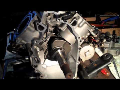 John Deere 445 Kawasaki FD620d Plastic Cam Shaft Replacement