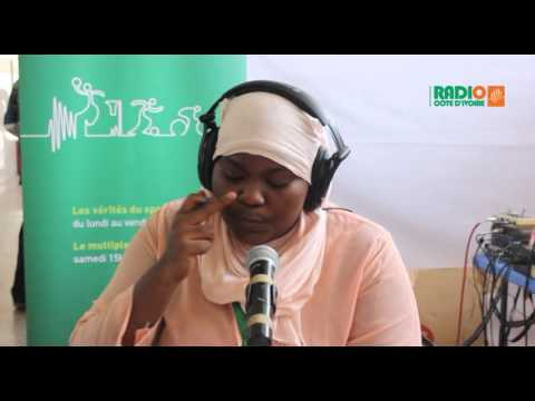 Radio CÔTE D'IVOIRE en direct du Masa 2016