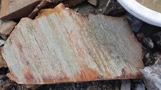 Phát hiện đá quý(đá trầm tích)