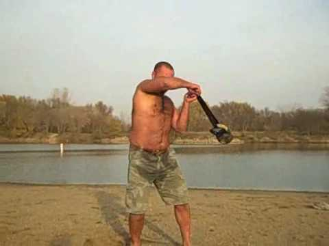 Crazy Kettlebell Training: Become a Different Kind of Beast! Kettlebell training and exercises