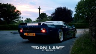 Jaguar XJ220 | Don Law Racing
