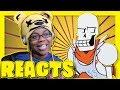 UNDERTALE Animated Short | Funny Bones Reaction