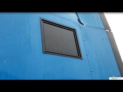 Установка окна в спальник американца. С электростеклоподъемником!!!
