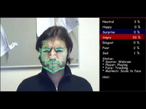 eMotion - Facial Expression Recognition