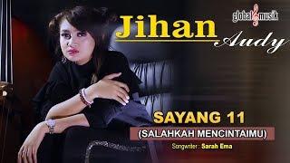 Download lagu Jihan Audy - Salahkah Mencintaimu (Sayang 11) ( MV)