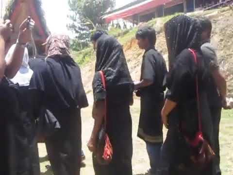 Toraja Culture (Pesta Adat) at Bastem part5