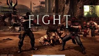 Стрим!Stream☣Mortal Kombat XL(PC-на клаве)в ожидании Mortal Kombat 11?