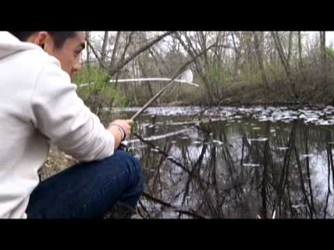 Fishing with Xai - Black Crappie River Fishing