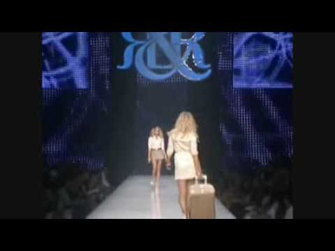 Rock & Republic Fashion Show SS 2007 HQ  Part 1 of 2
