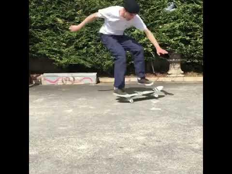 360 quadflip @_jamiegriffin 😮 | Shralpin Skateboarding