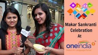 Makar Sankranti wishes from Oneindia  Oneindia Kan