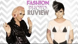 Rupaul's Drag Race Fashion Photo Ruview Episode 7