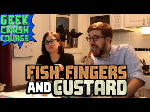 Fish Fingers & Custard Day 2013 - Geek Crash Course