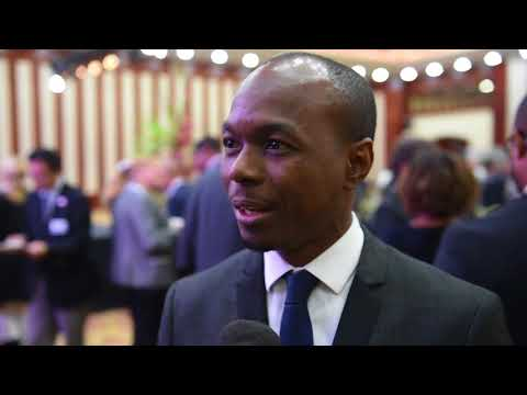 Dominic Fedee, minister of tourism, Saint Lucia