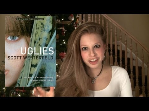 UGLIES BY SCOTT WESTERFELD: booktalk wtih XTINEMAY (ep 29)