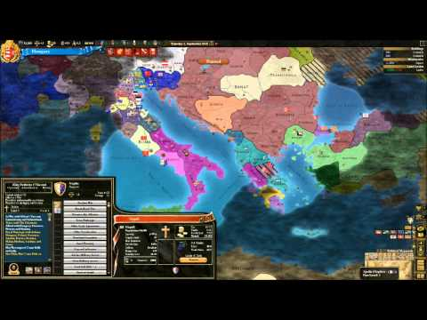 [12] Let's Play Hungary - EU3 DW