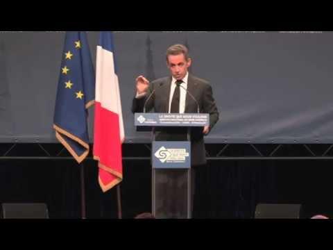 Meeting Sens Commun - Intervention de Nicolas Sarkozy