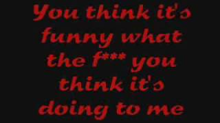 KoRn - Thoughtless Lyrics