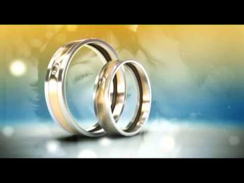 Золото. Обручальные кольца.