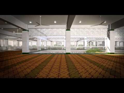 Cyberjaya Green Mosque (March 2013)