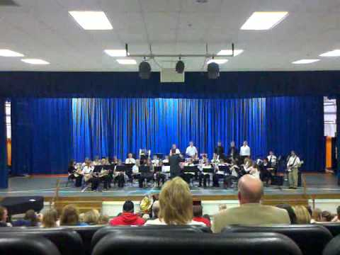 John Lennon, A Celebration - Newcomerstown High School Band
