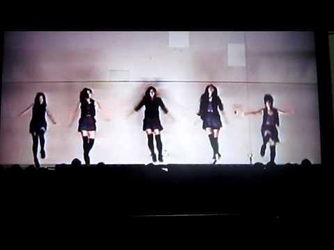 Tvxq Purpleline & Snsd Sexydance By Spicy Kiss video