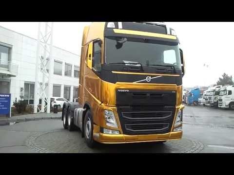 Volvo FH — Dubai edition 2013