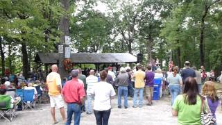 Coon Dog Cemetery Labor Day Celebration 2012 - 75th Anniversary