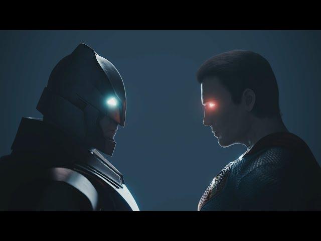 Batman vs Superman (Blender 3D animation) thumbnail