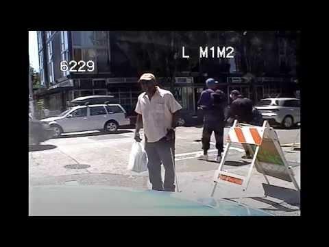 Seattle Police Arrest William Wingate