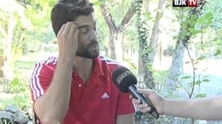 ENGİN ATSÜR BJK TV'NİN SORULARINI CEVAPLADI