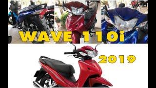 Wave 110i ใหม่ 2019 ราคาเริ่มต้น 36500 บาท น่าใช้สุด