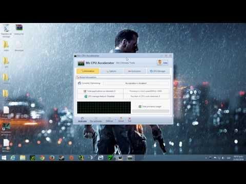 Como optimizar el PC para juegos 2014