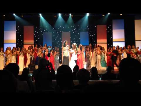 Miss Georgia USA 2014 Crowning