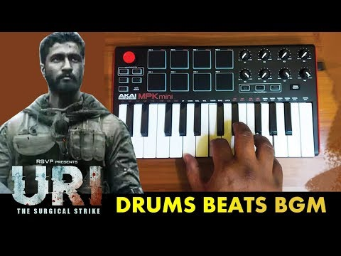 Download Lagu  URI Drum Beat Bgm  | Cover By Raj Bharath | Shashwat Sachdev | Vicky Kaushal & Yami Gautam Mp3 Free
